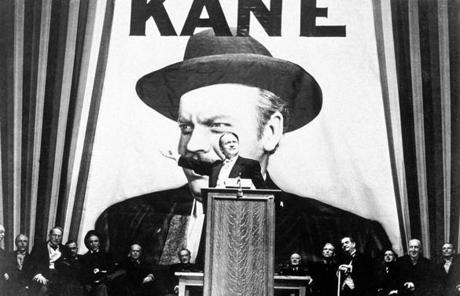 CITIZEN KANE: It's a sled!